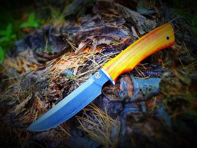 aaknives-russian-bulat-wootz-steel-hunting-knife-Junker-handmade-custommade-knives-2-2