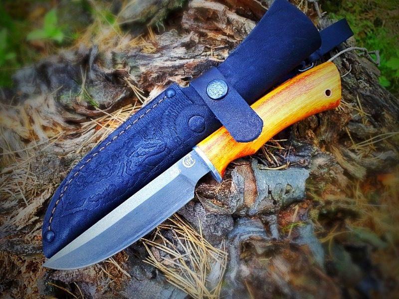 aaknives-russian-bulat-wootz-steel-hunting-knife-Junker-handmade-custommade-knives-3-2