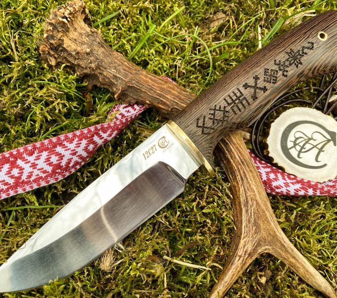 aaknives hand forged dabascus steel blade knife handmade custom made knife handcrafted knives autinetools northmen 4 1 7 680x600 1